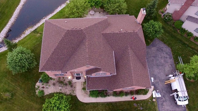 Naperville Residential Roof Repair
